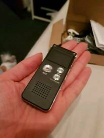 Handheld recorder