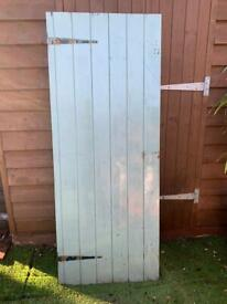 Garden Shed - Door (Replacement)