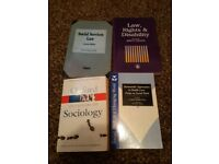 Books for social work student's or sociology