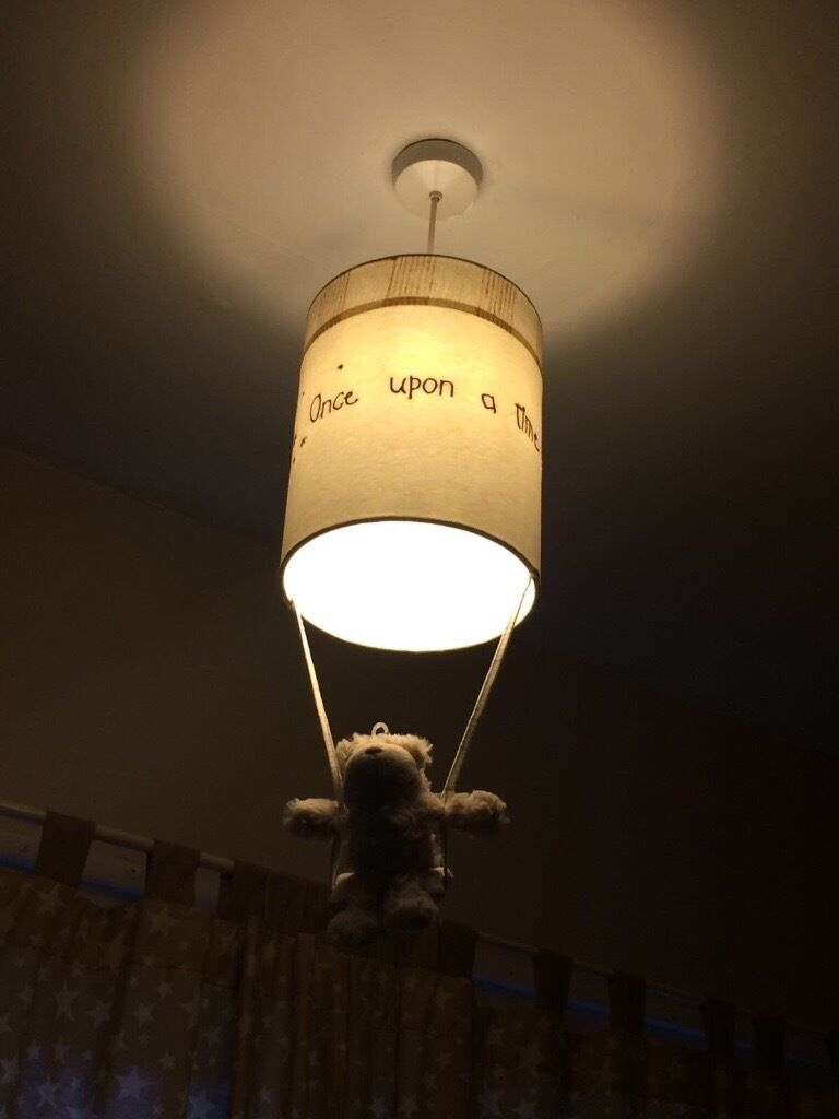 Once Upton a time teddy light