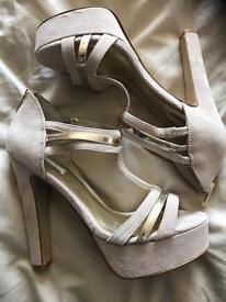 Next Platform Sandals