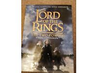 Lord of the Rings The Two Towers Visual Companion