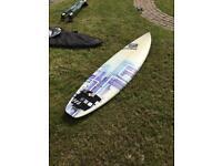Primitive surfboard 6'3