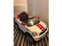 Kids electric Mini Cooper for sale