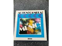 Readers's Digest- Action! Camera! Music! Box Set 6 Vinyl LPs