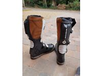 Six Six One Comp Motocross, Enduro boots EU45, UK 9.5 to 10