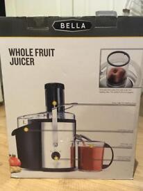 Fruit Juicer (New)
