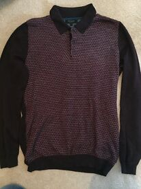 Ted Baker Collared Jumper