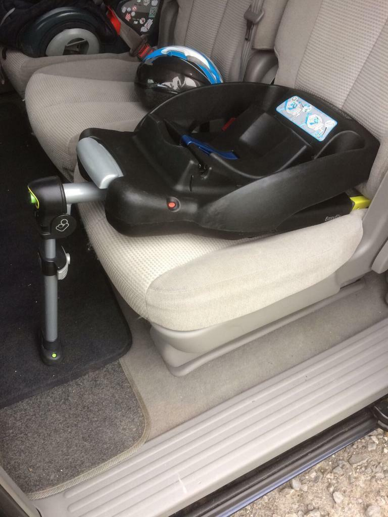 maxi cosi baby child easy fix isofix car seat base in broughton cheshire gumtree. Black Bedroom Furniture Sets. Home Design Ideas