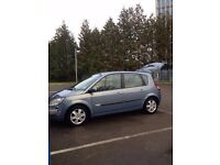FAMILY CAR NICE AND CLEAN RENAULT GOOD OFFER WILL BE ACCEPTED