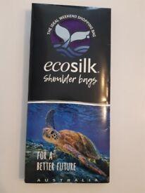 Eco friendly shoulder bag
