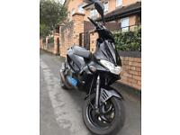 GILERA RUNNER 125/172 FULL LOGBOOK MOT MAY 2018