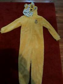 Childrens Pudsey onesie