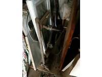 Fordson major horndraulic front loader rams