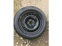 5x112 wheel & tyre **BRAND NEW*