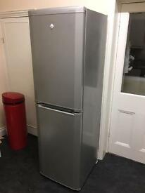 Beko CF5834APS Fridge / Freezer in silver