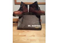 Dr. Martens Industrial - Steel Toe Boots. Slip Resistant, Anti-Static. Brand New – Men's UK Size 11