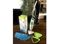 ABODE PETS FRESH SCENT STEAM MOP - NEW
