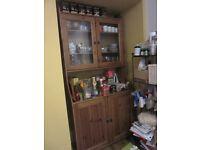 Kitchen dresser, IKEA pine antique effect