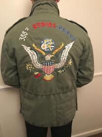Ralph Lauren Khaki Jacket