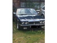 Jaguar xj6 gold gas conversion LPG
