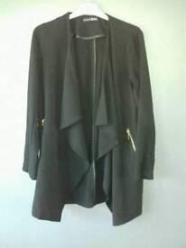 Ladies Size 10 Waterfall Jacket