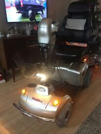 Freerider Mayfair S 6.5 mph mobility scooter like new hardly used