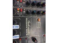 Studiomaster mixdown 16 8 16 dj equipment