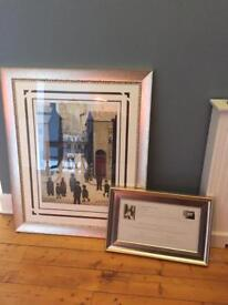 Lowry limited edition print 1/95 worldwide - collectors item - art - picture - painting