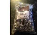 M12 Locking Nut x 1 bag of 100