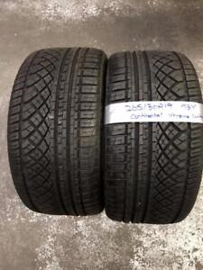 265/30R19 Continental Xtreme Contact (Pair) Calgary Alberta Preview