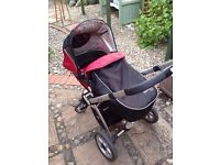 Good condition pram for up to 18 months old