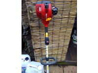 Petrol strimmer hardly used quick sale