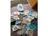 Baby boy's clothes bundle