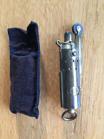 'WW1' French gasoline trench lighter
