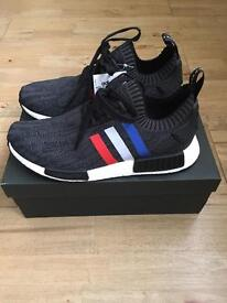 Adidas NMD R1 PK Tri Colour UK. Size 9