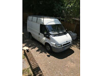 2005 ford transit 300 2.0 Diesel - MOT till June 2019 - LOADS SERVICE History including new belt