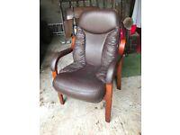 Very Comfortable Orthopaedic Chair