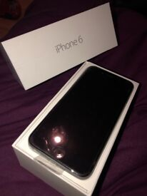**BRAND NEW** IPHONE 6 - 32 GB - SPACE GREY