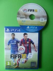 PS4 - FIFA 15 Game for sale