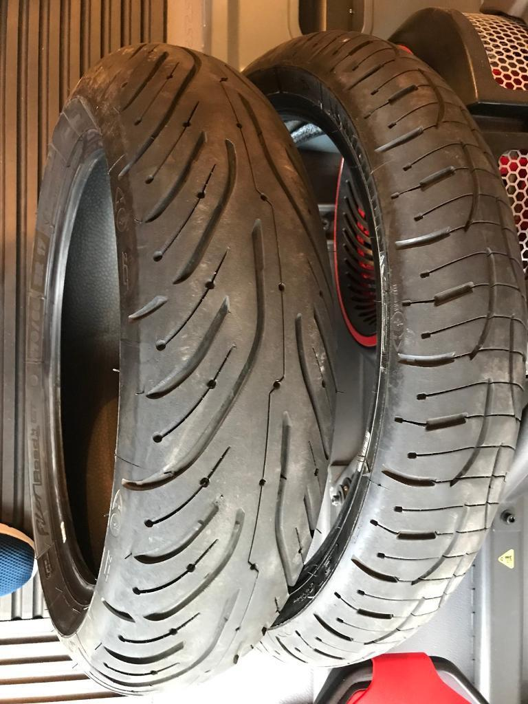 BMW 1200 GS tyres