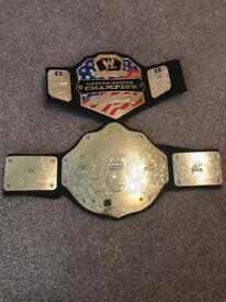 Wrestling Belts
