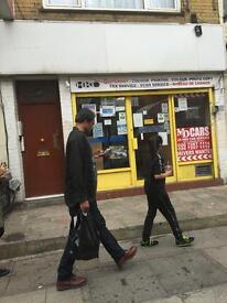 Shop Premises in Heart of Camden Town NW1 TO LET A1- A2 New Lease FRI shop showroom salon office