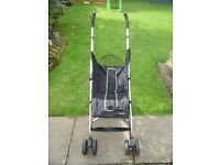 MOTHERCARE WHIZZI PUSHCHAIR