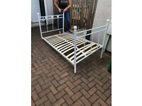 Single bed bought out of next must go free