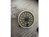 Salmon fly fishing reel vintage JW young 1535 series