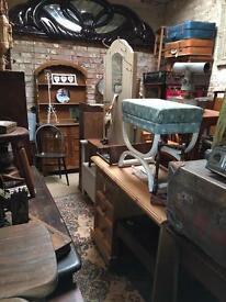Vintage antique shabby chic furniture