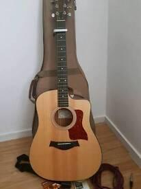 taylor 110ce acoustic