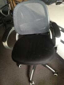 Office chairs for sale in need of repair