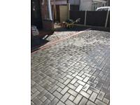 Driveways,Fencing,Patios,Landscape and gardens
